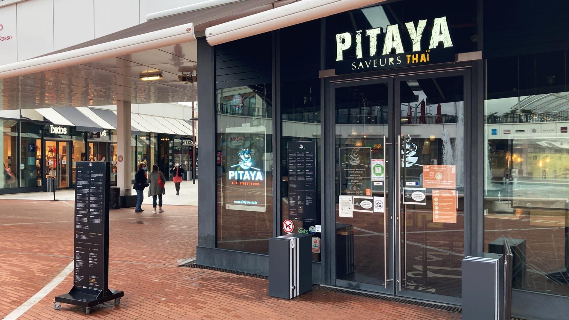 réalisation kpmediacom pitaya saveurs thaï